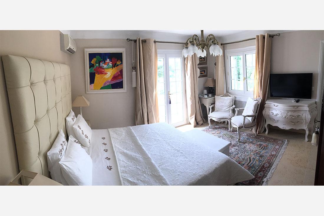 Chambre vue mer saint paul de vence chambres d 39 hotes 06 for Chambre hote 06